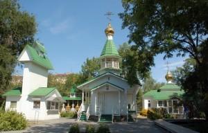 Урюпинский храм